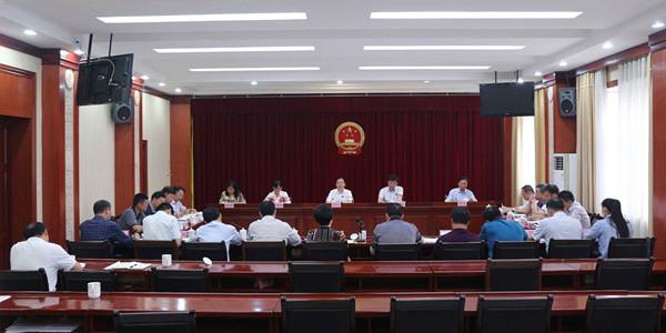 全市营商环境和民营经济发展情况专题调研座谈会召开