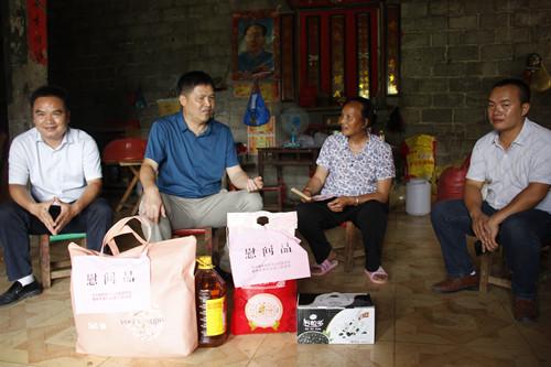 隆林各族自治县人大机关开展系列活动庆祝建党98年侧记