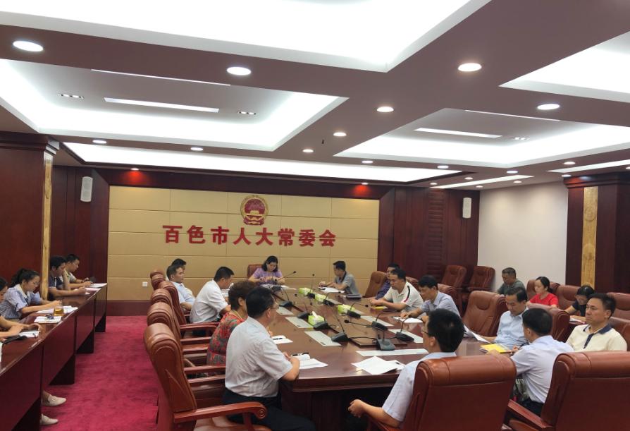 市人大专工委党支部召开第三季度党员大会