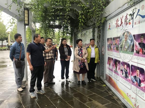 黄运志率队赴云南考察学习边境建设管理和边境文化建设工作
