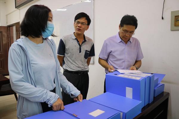 平果市人大常委会开展规范性文件备案审查情况专项工作检查